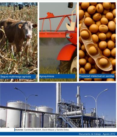 Aportes a la agenda del sector agroindustrial