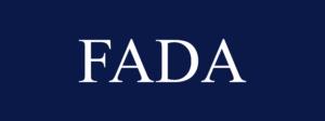 Fondo azul FADA