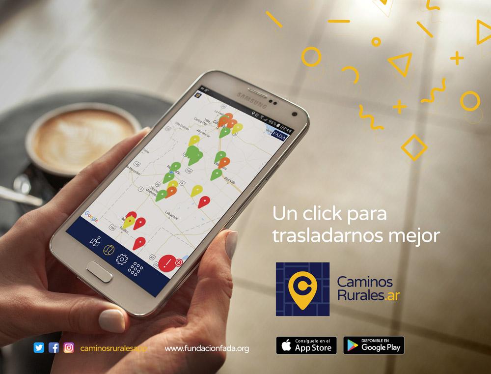 Caminos Rurales App