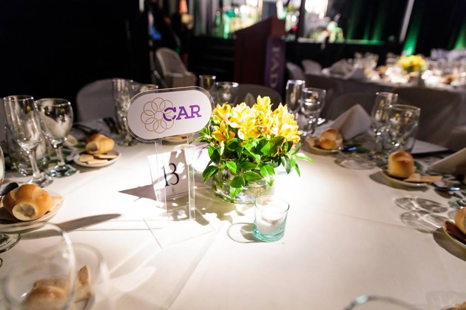 CAR17: contenido, disfrute y sorpresas caracterizaron la cena anual de FADA