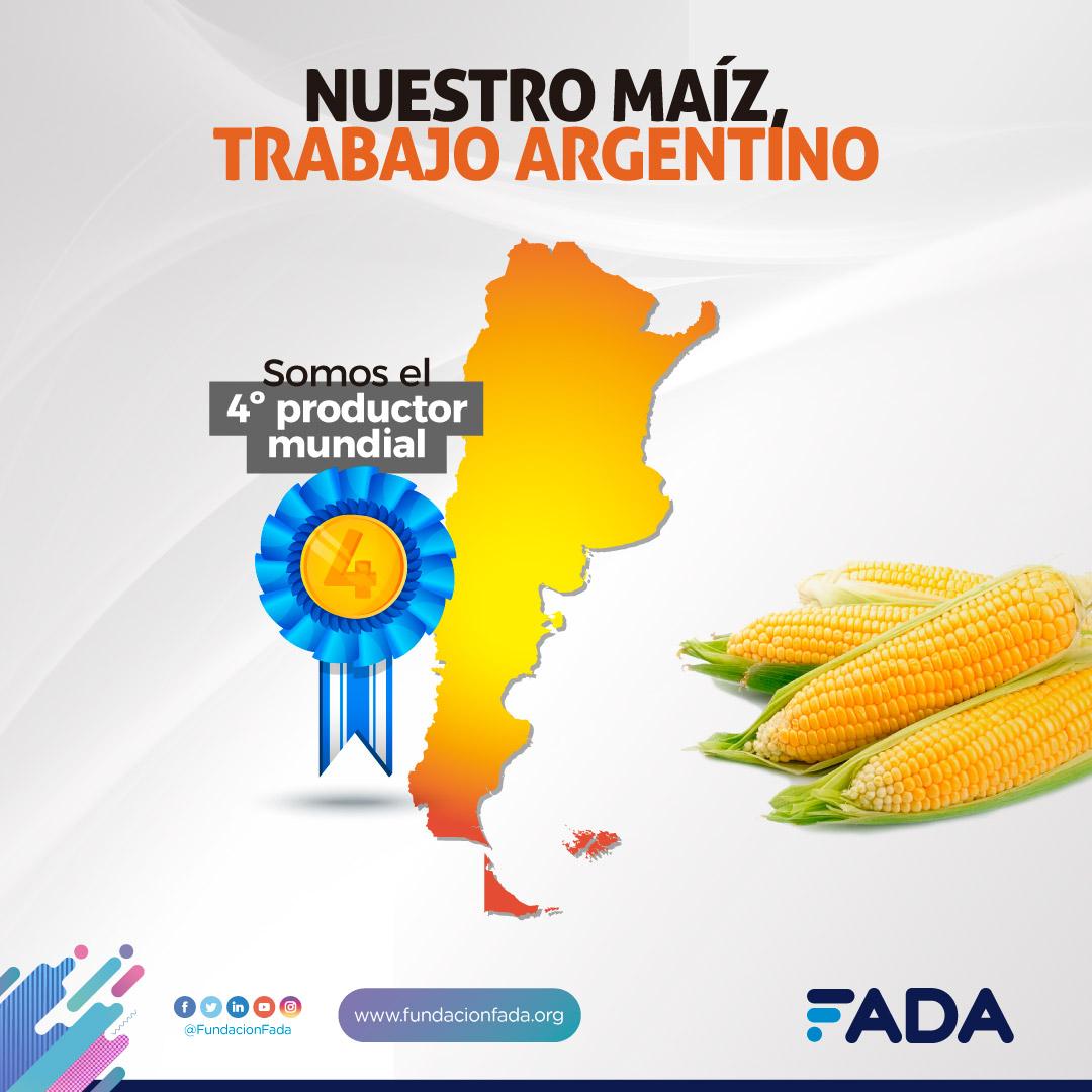 MAÍZ 360º: de Argentina al mundo