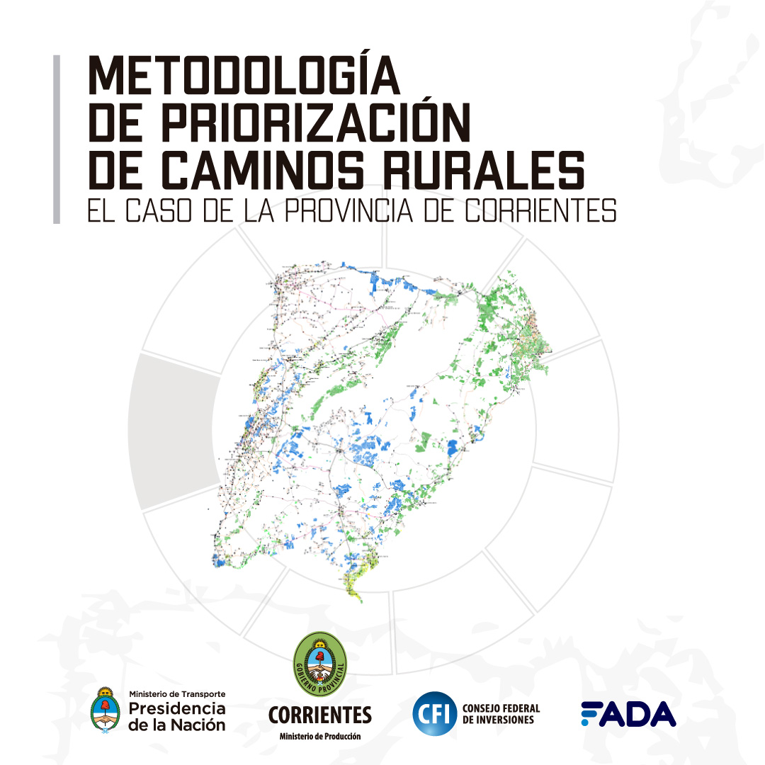 Manual de Priorización de Caminos Rurales