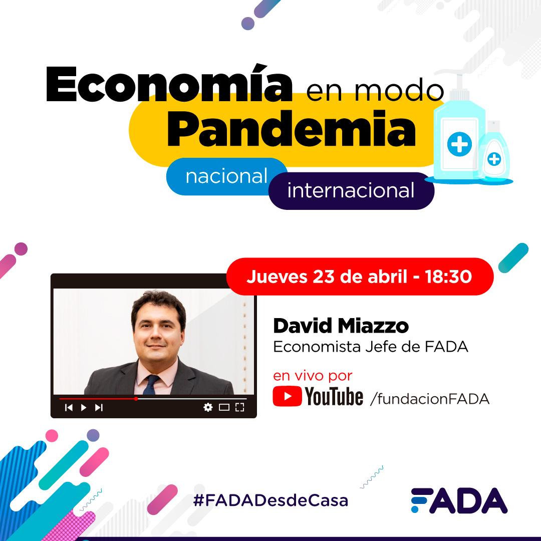 Economía en modo Pandemia