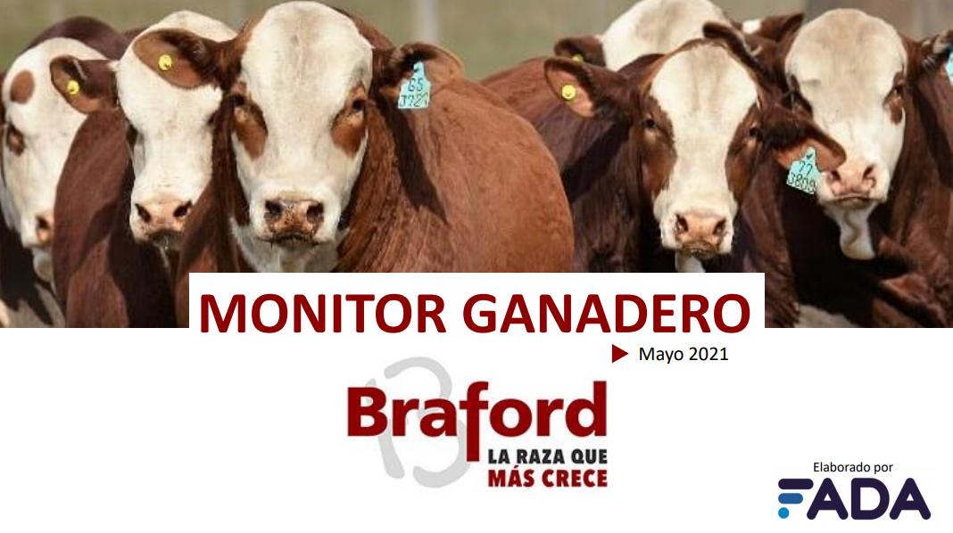 Monitor Ganadero – Mayo 2021