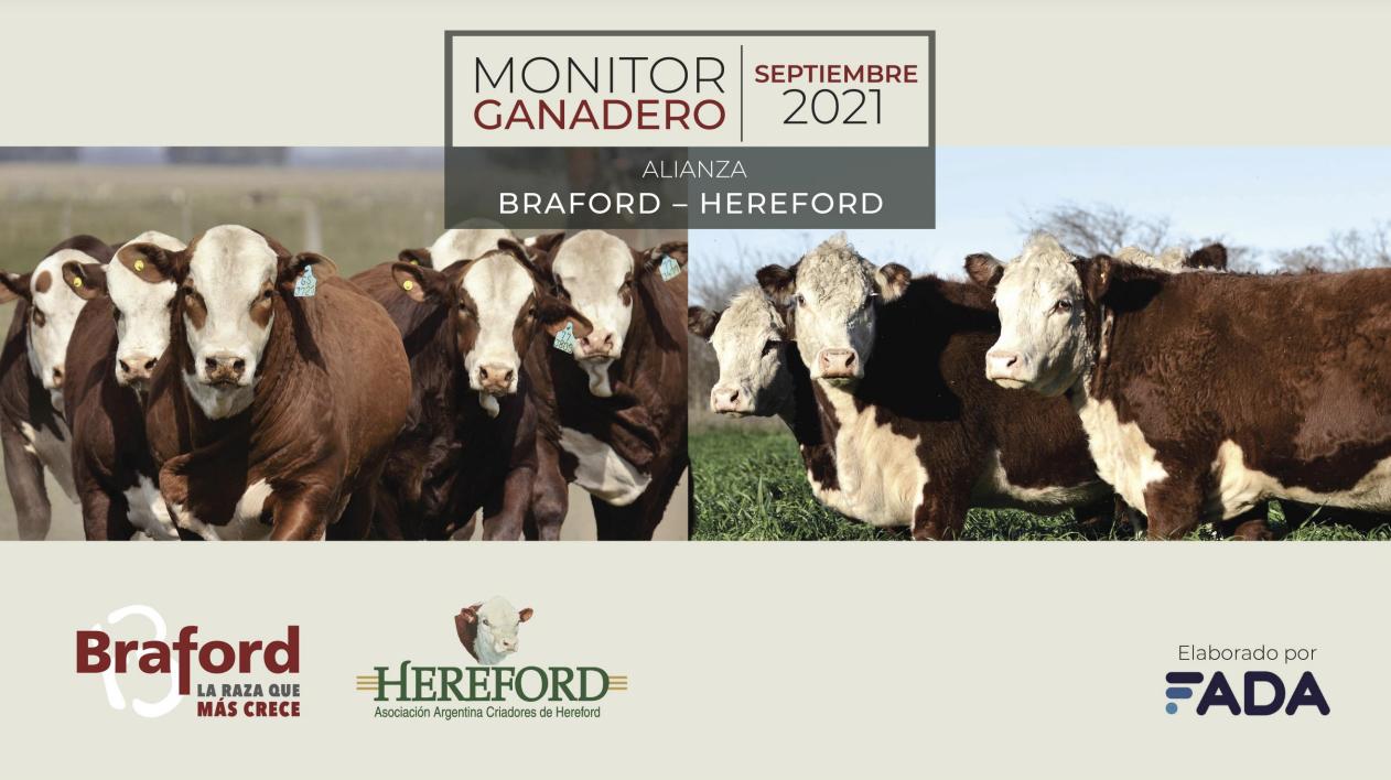 Monitor Ganadero – Septiembre 2021